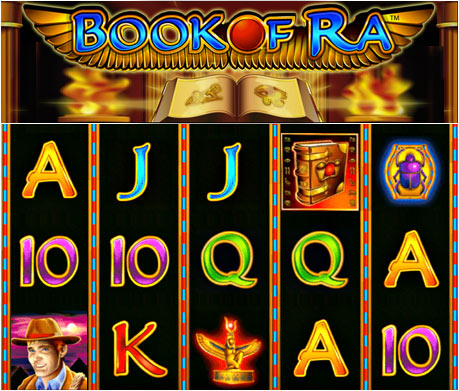 book of ra games demo